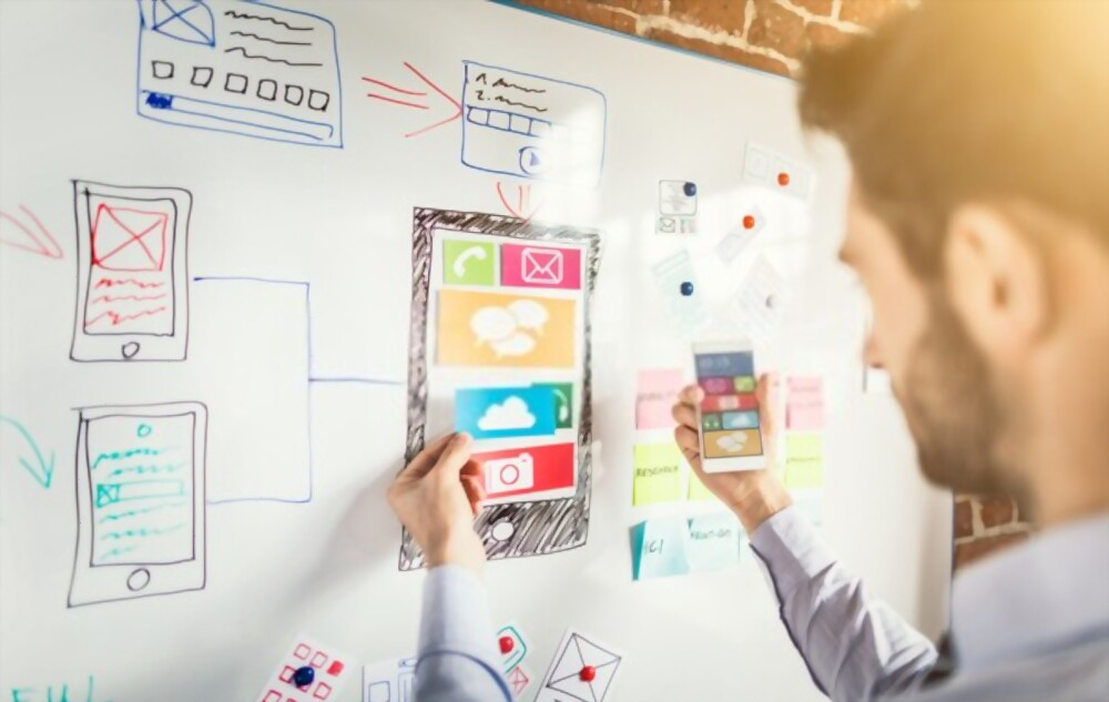 Mobile App and Website Designers
